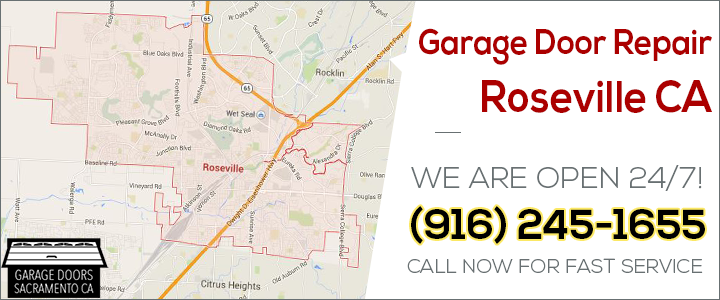 Garage Door Repair Roseville Ca Pro Garage Door Service