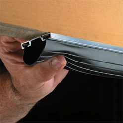 Garage Door Weather Seal Replacement Sacramento California